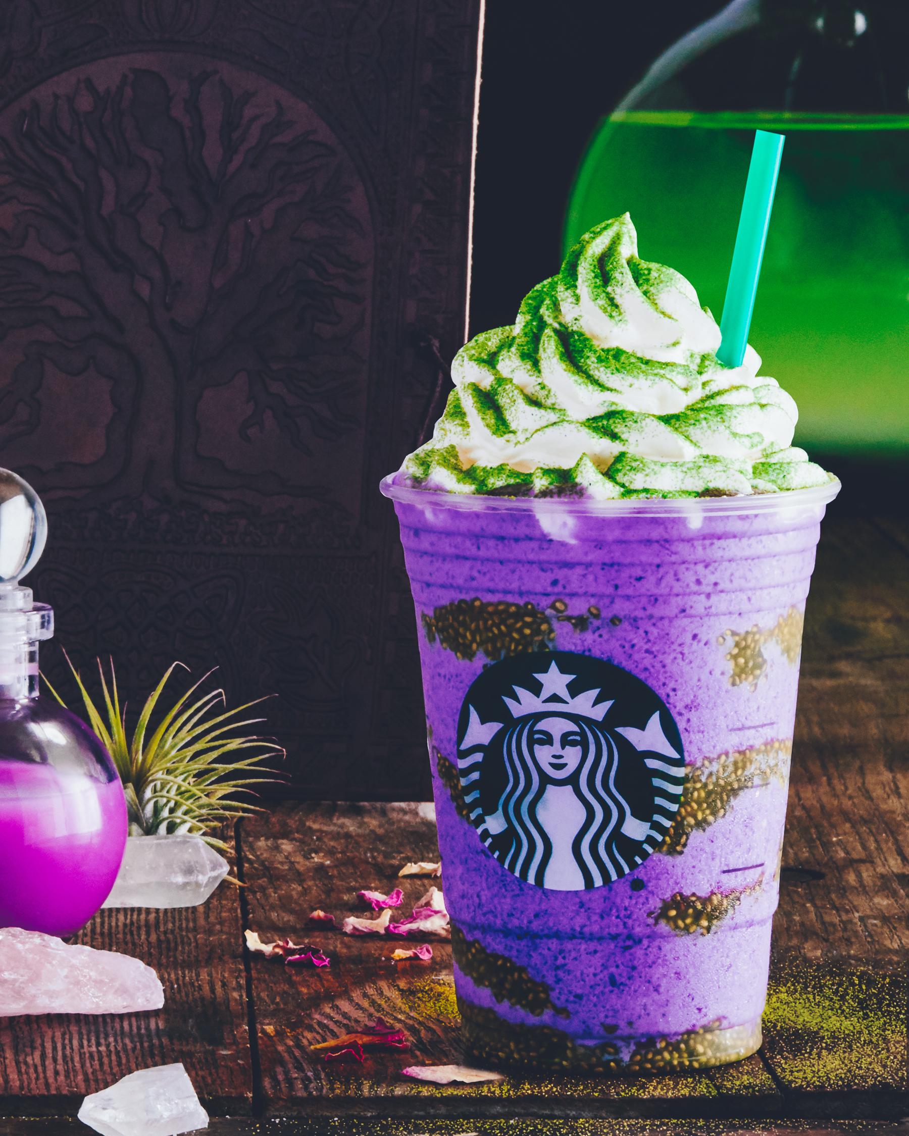 Starbucks se adelanta a Halloween con una nueva bebida