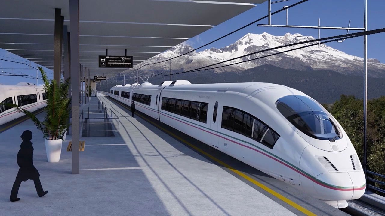 Gobierno federal reasigna 500 mdp al Tren México-Toluca