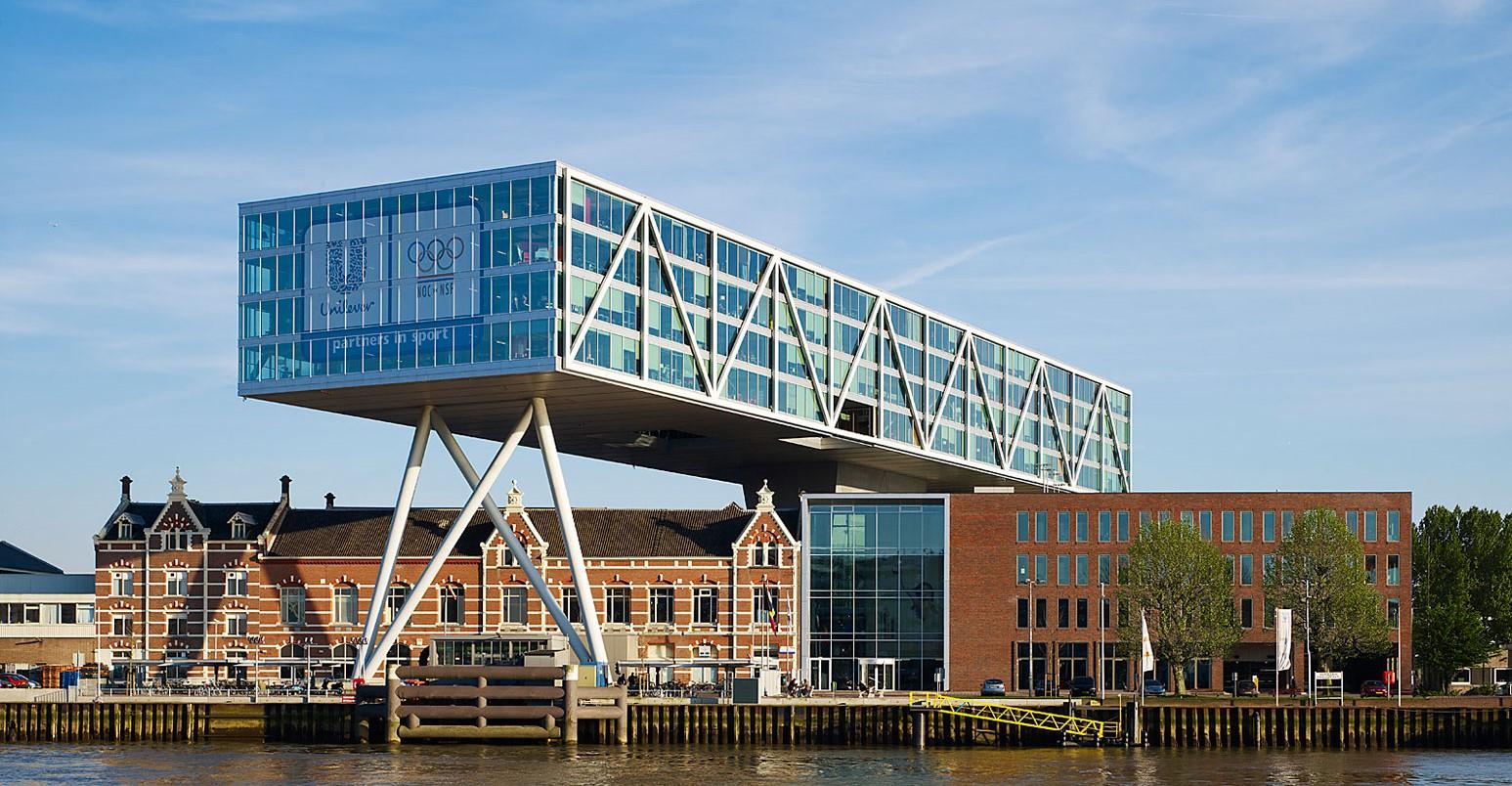 Unilever mantendrá su doble sede en Londres y Rotterdam