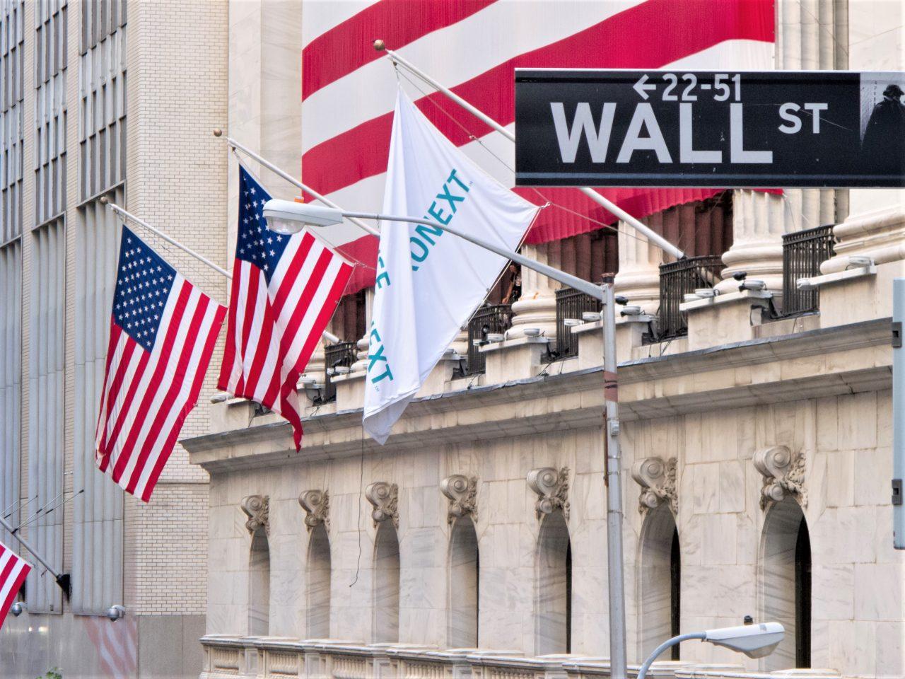 Wall Street sube impulsado por tecnológicas; S&P 500 anota mejor semana desde noviembre