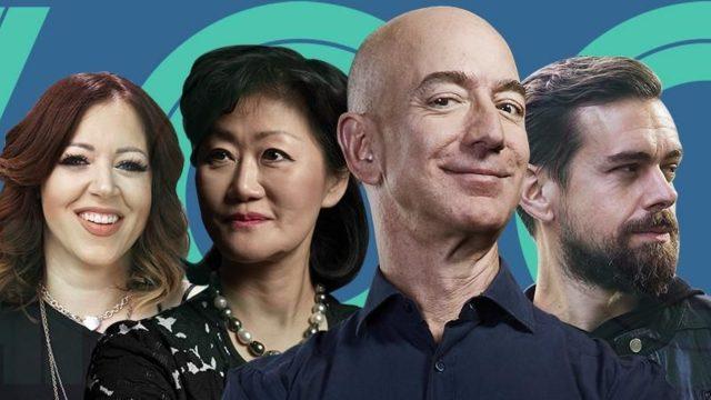 Estos son los 10 estadounidenses más ricos del 2018 — Forbes