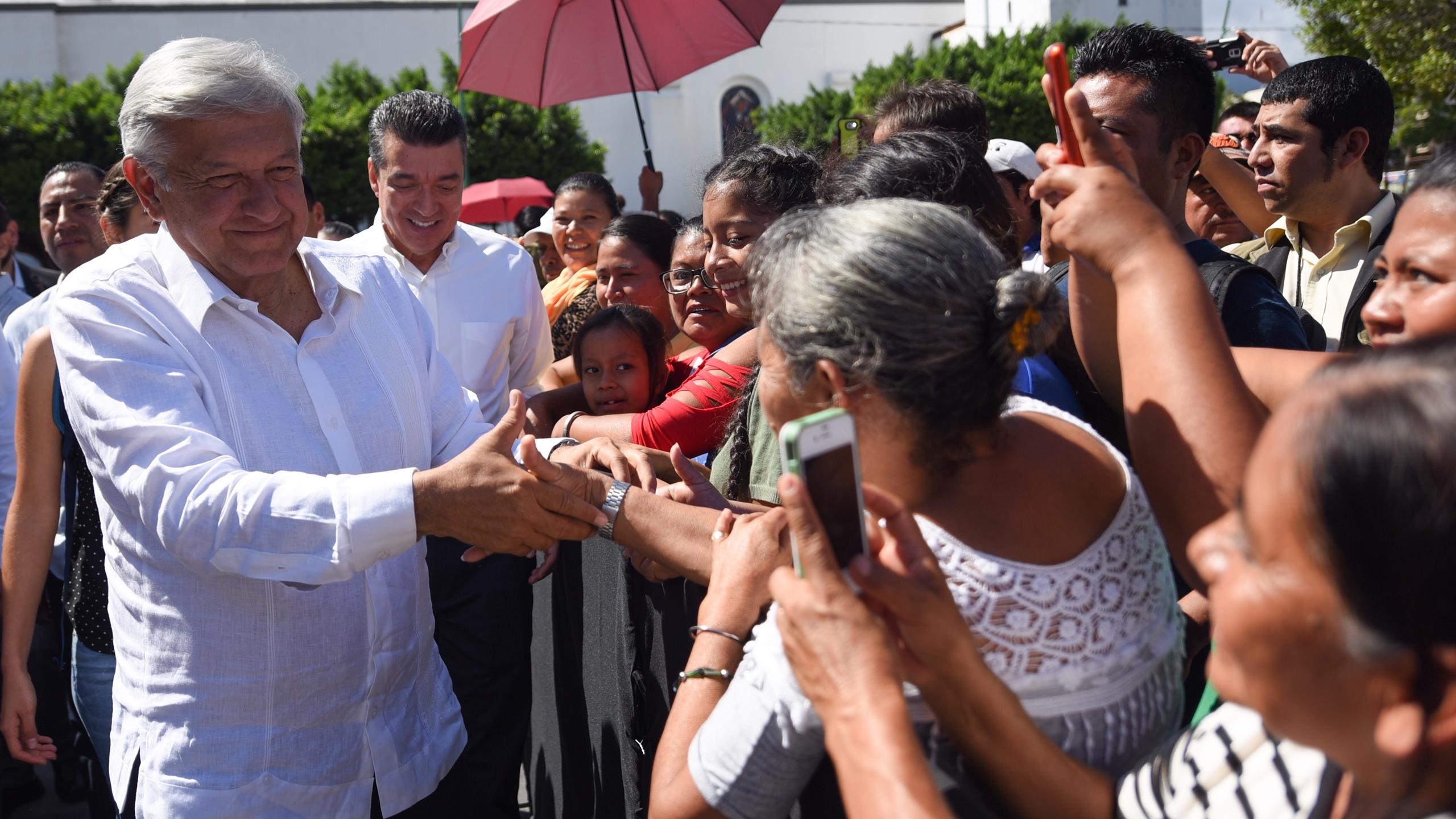 AMLO pide solidaridad con la caravana migrante: 'donde come uno, comen dos'