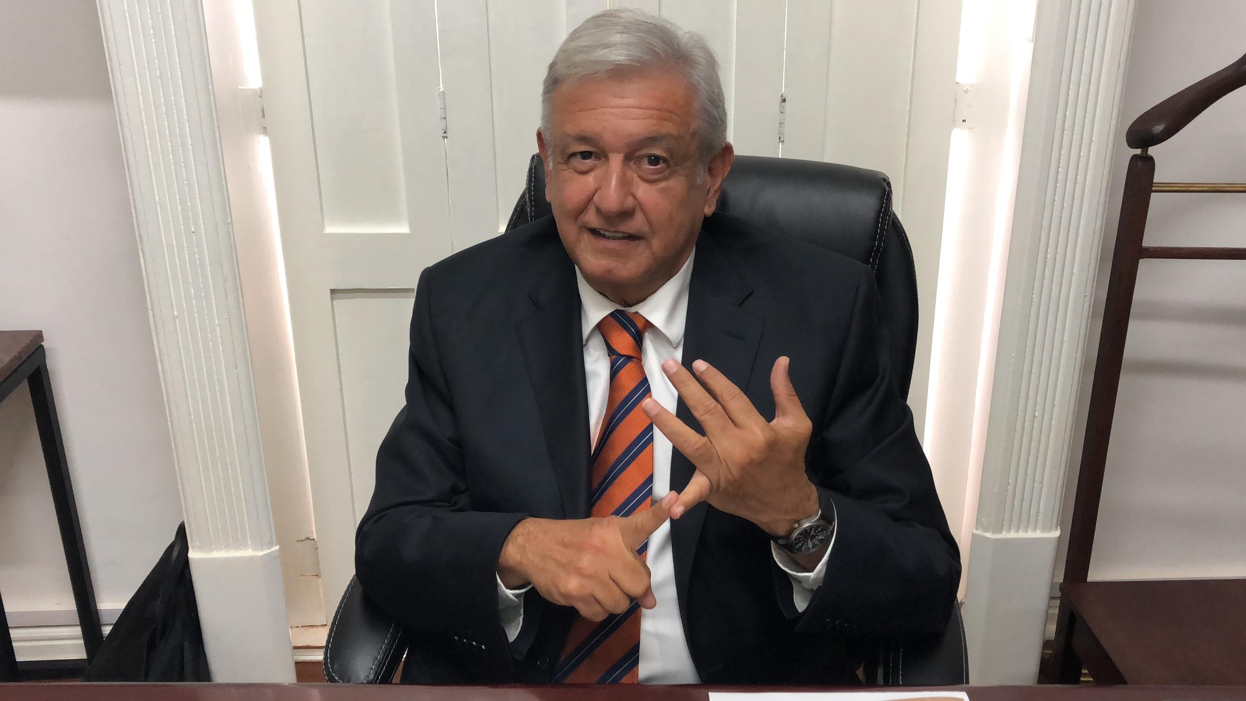 AMLO designa a titulares de CNBV, Banobras y otras entidades financieras