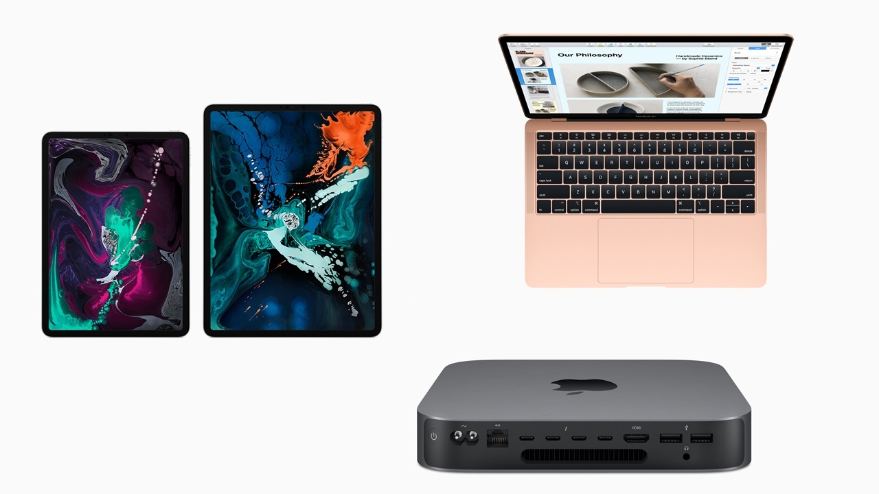 Apple renueva su iPad Pro, Macbook Air y Mac Mini; esto costarán en México