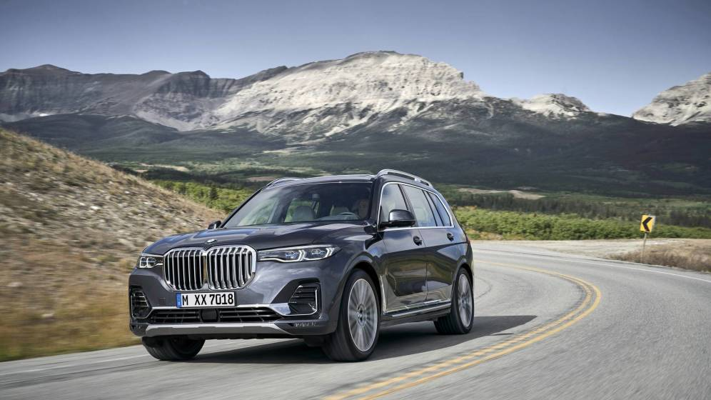 BMW X7, la maquina de lujo se renueva