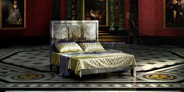 Savoir Beds lleva el mundo del arte a tu cama
