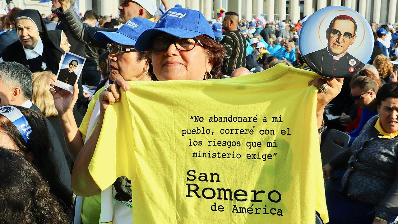 Monseñor Romero y las paradojas del tiempo