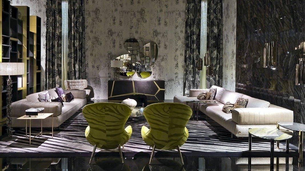 Roberto Cavalli diseñará el interior del primer Aykon Hotel en Dubai