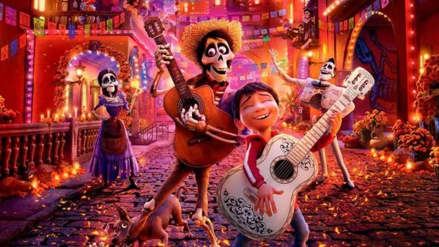 Coco ruta turística Disney