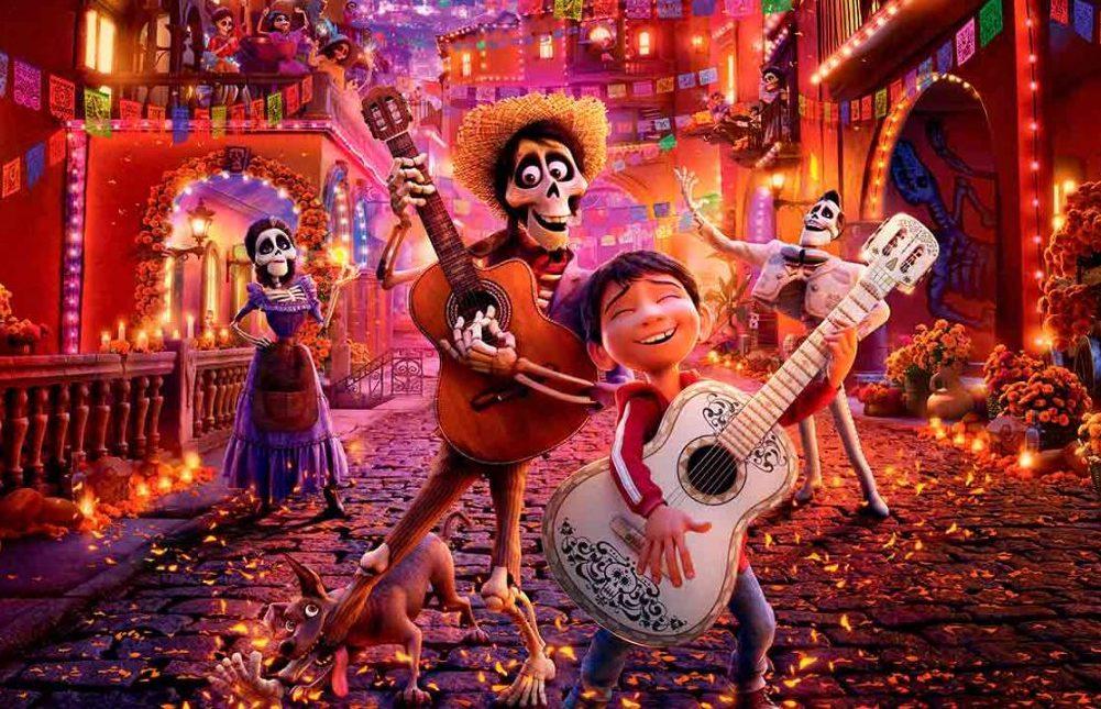 México tendrá una ruta turística inspirada en Coco, la película de Disney