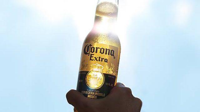 Cerveza corona coronavirus