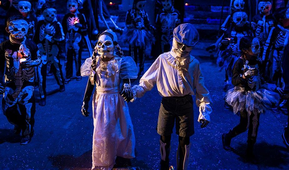5 Festivales de Día de Muertos en México
