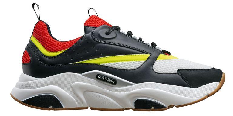 dior - 7 tenis que marcan tendencia en moda masculina