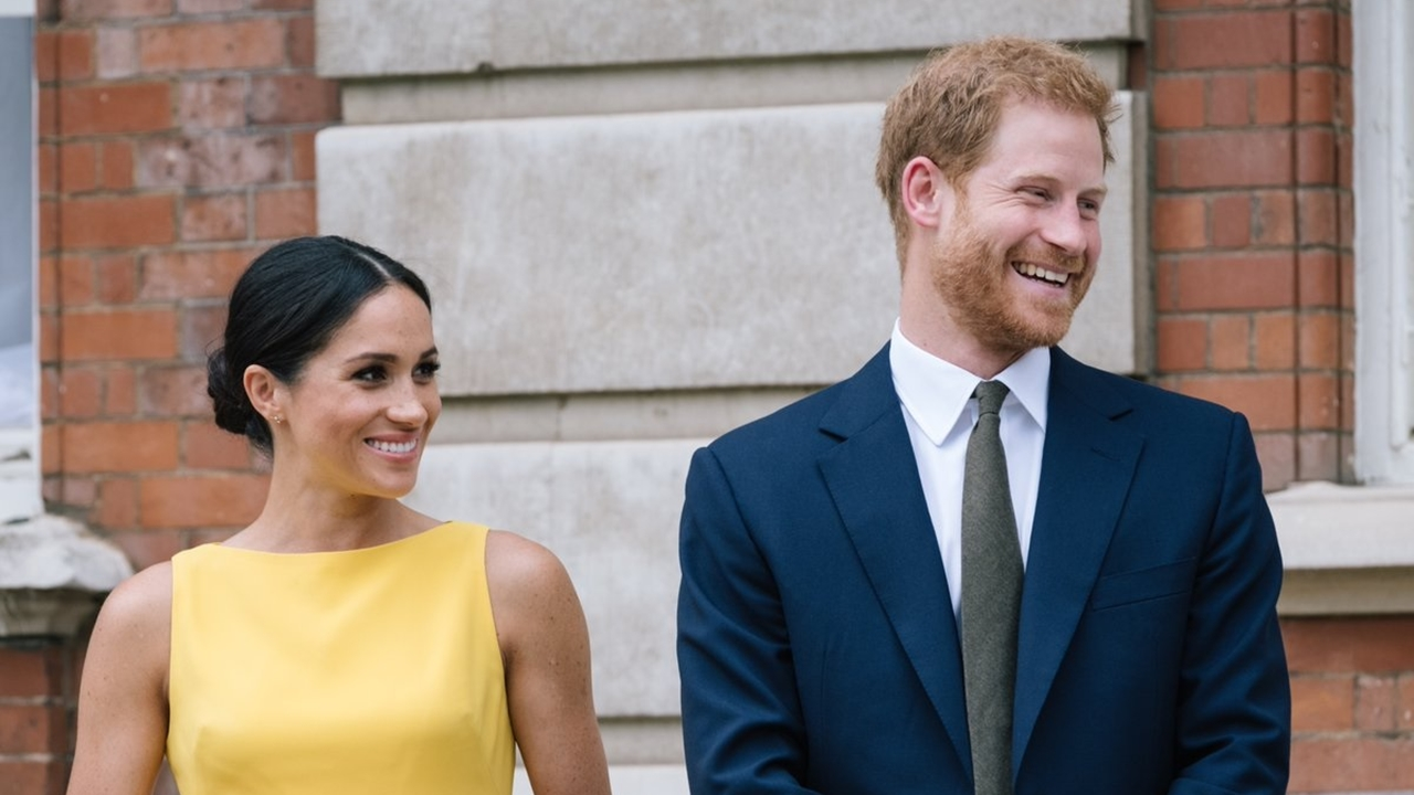 El príncipe Harry y Meghan Markle esperan su primer bebé para 2019