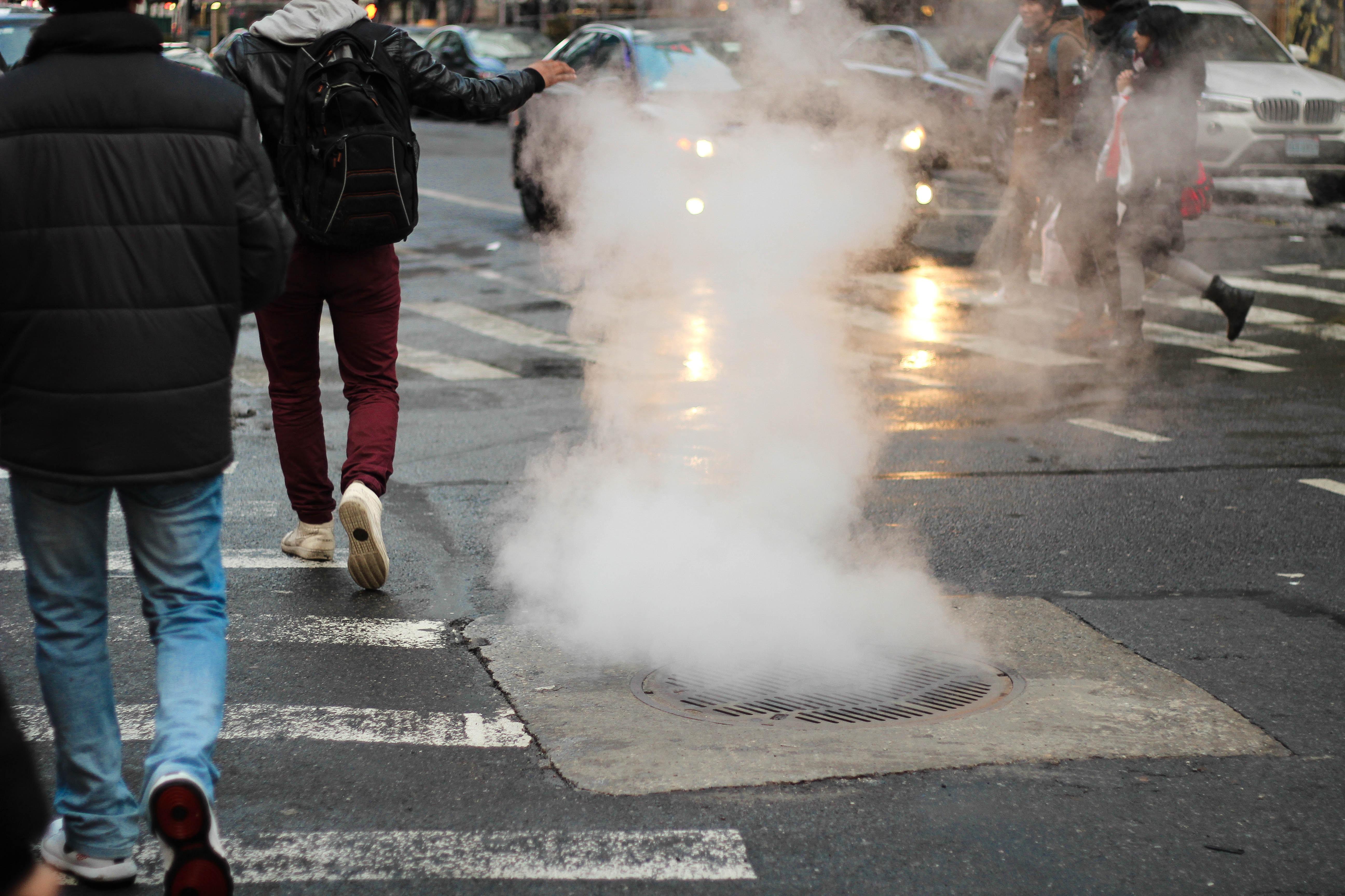 Una red quiere analizar las cañerías para dar con muchos de los males de las ciudades
