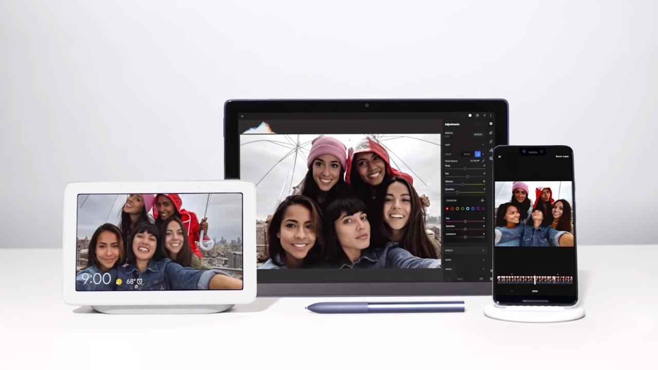 Google presenta sus teléfonos Pixel 3, su asistente de casa y una tableta más