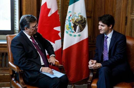 Canadá tiene la mejor disposición de trabajar con próximo gobierno: Ebrard