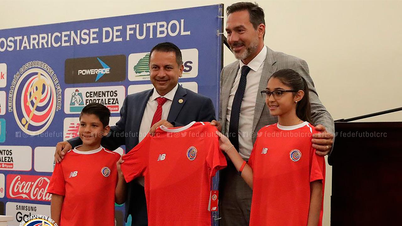 El uruguayo Matosas es el nuevo DT de la selección de Costa Rica