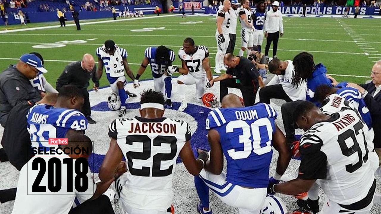 Selección 2018 | La NFL dice mucho del Estados Unidos actual