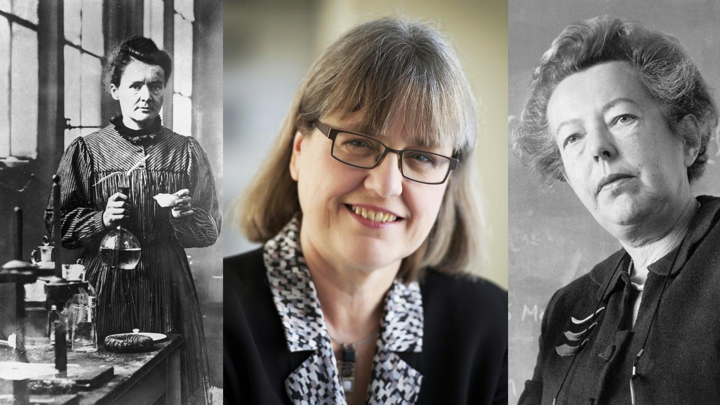 En toda la historia, sólo 1 de cada 20 premios Nobel han sido entregados a mujeres