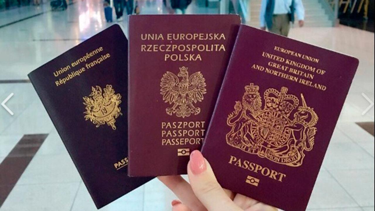 Tu pasaporte mexicano es tan poderoso como el del Vaticano