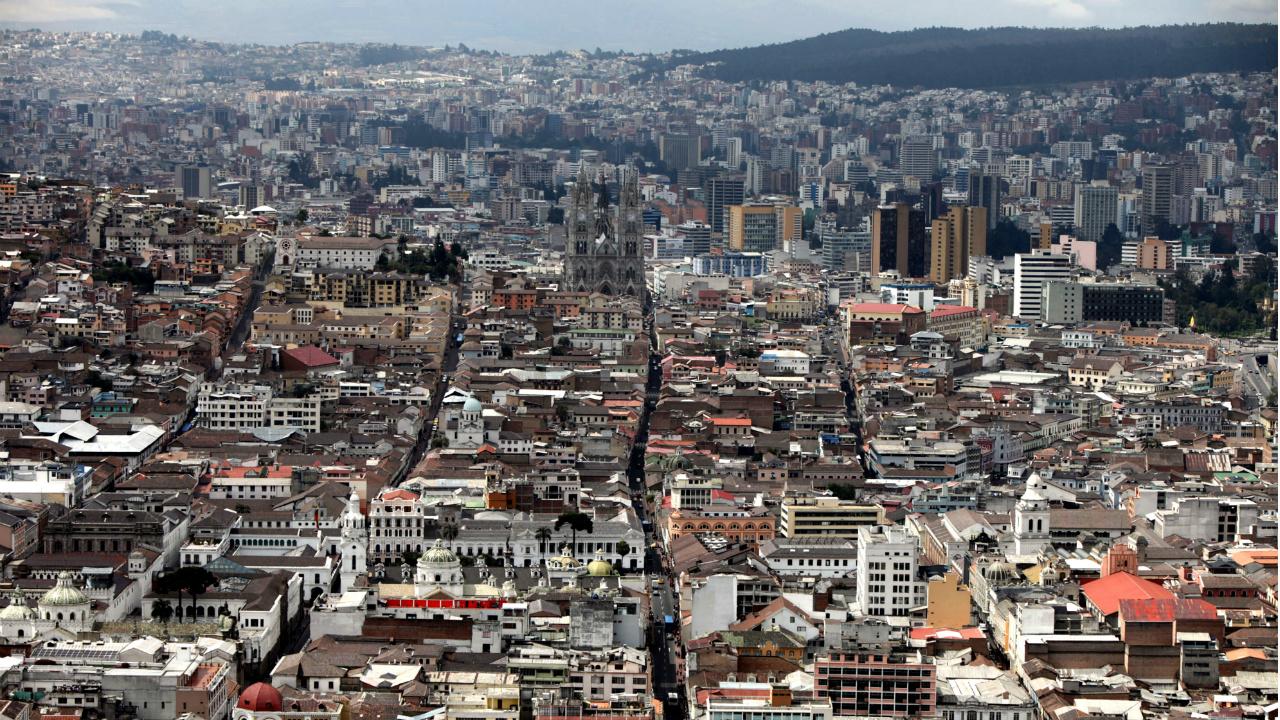 Quito, con la movilidad para edificar resiliencia