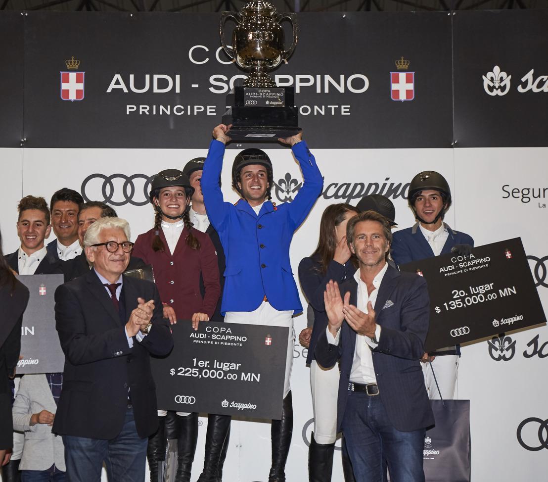 Celebran la Copa Audi-Scappino Principe di Piemonte