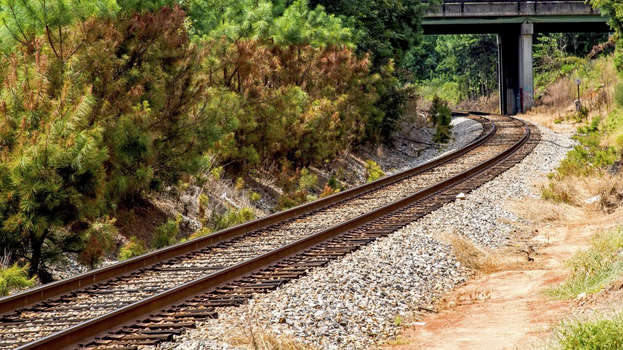 El transporte ferroviario, estancado y víctima de la delincuencia