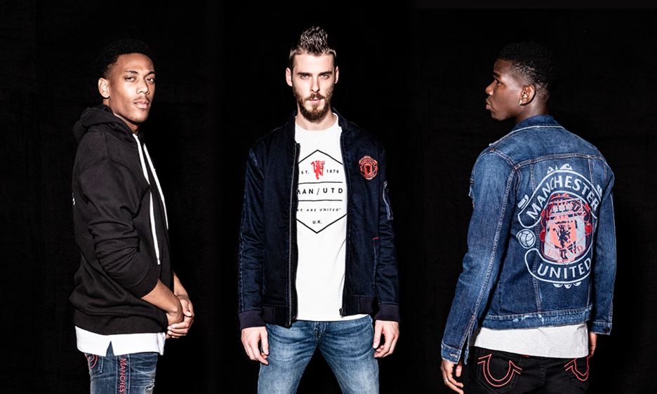 True Religion Manchester United