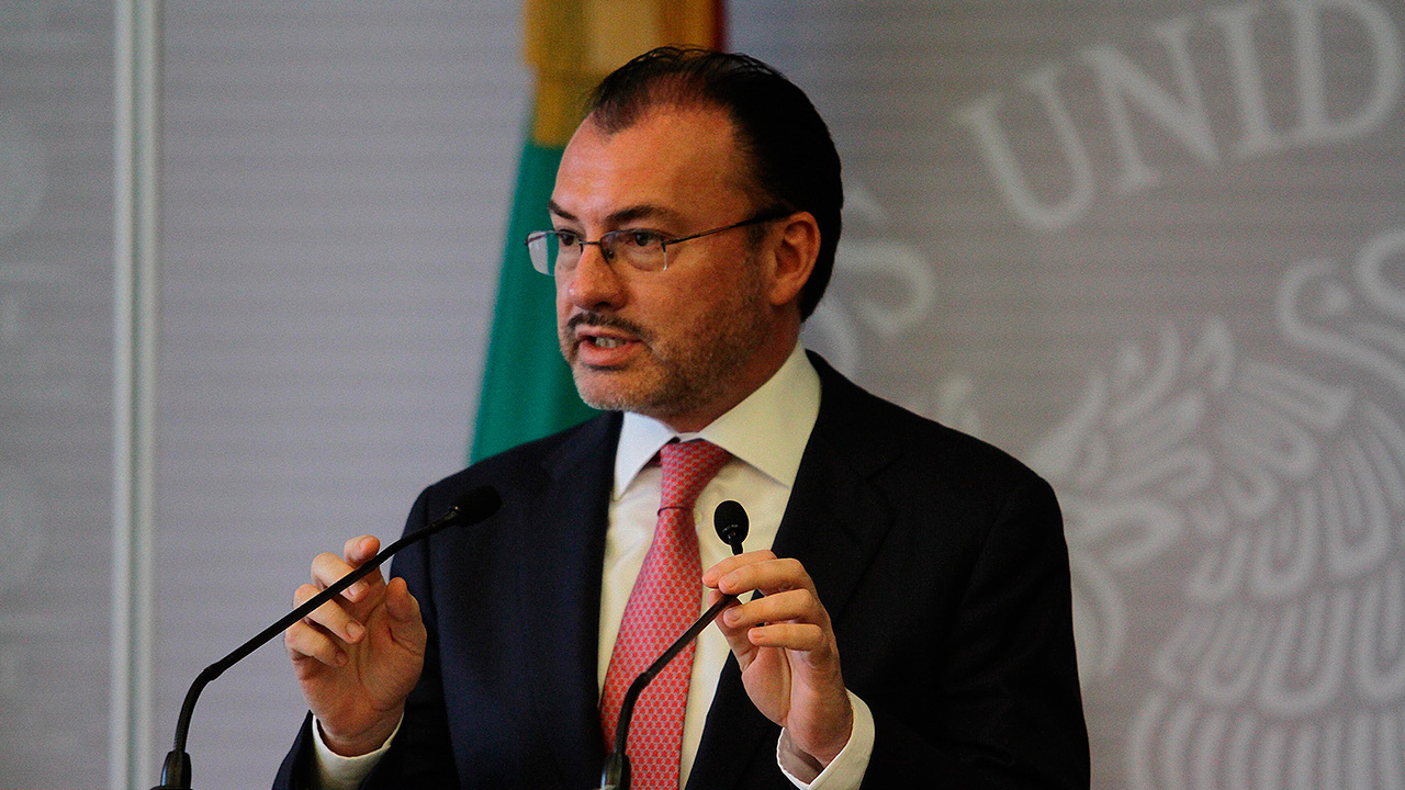 Cerrar frontera sería 'increíblemente negativo' para México y EU: Videgaray