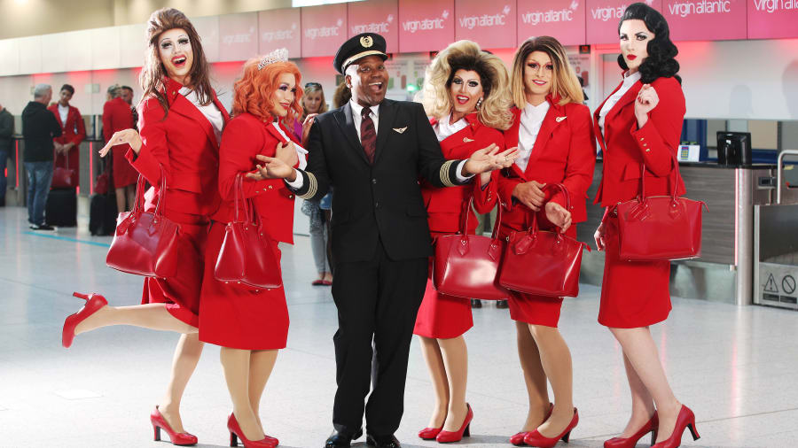 "Virgin Atlantic tendrá su primer ""Pride Flight"" con destino a Nueva York"