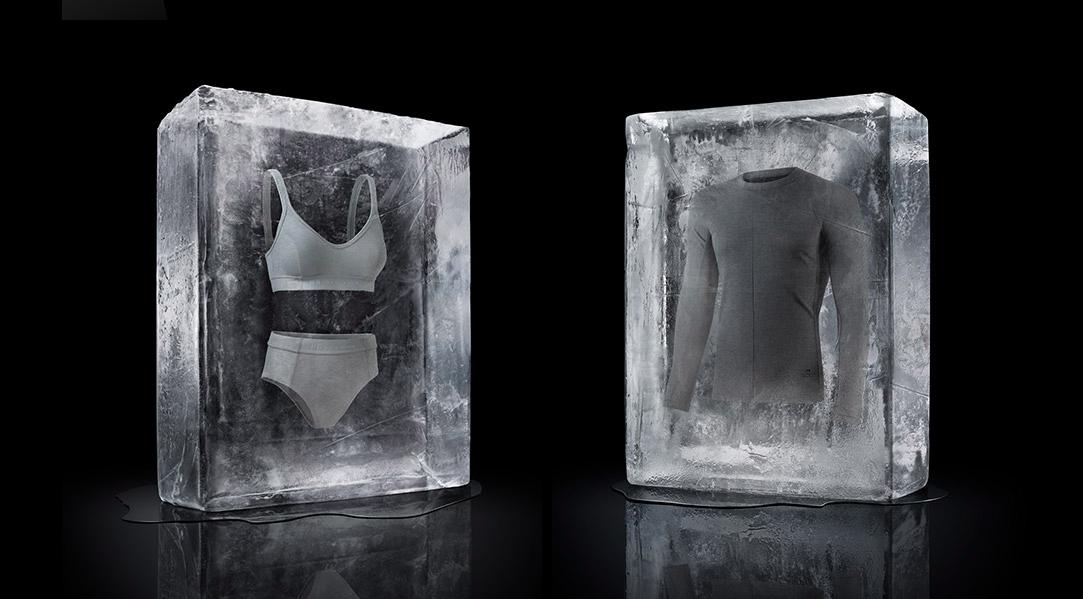 Alexander Wang crea colección de ropa interior para combatir el frío