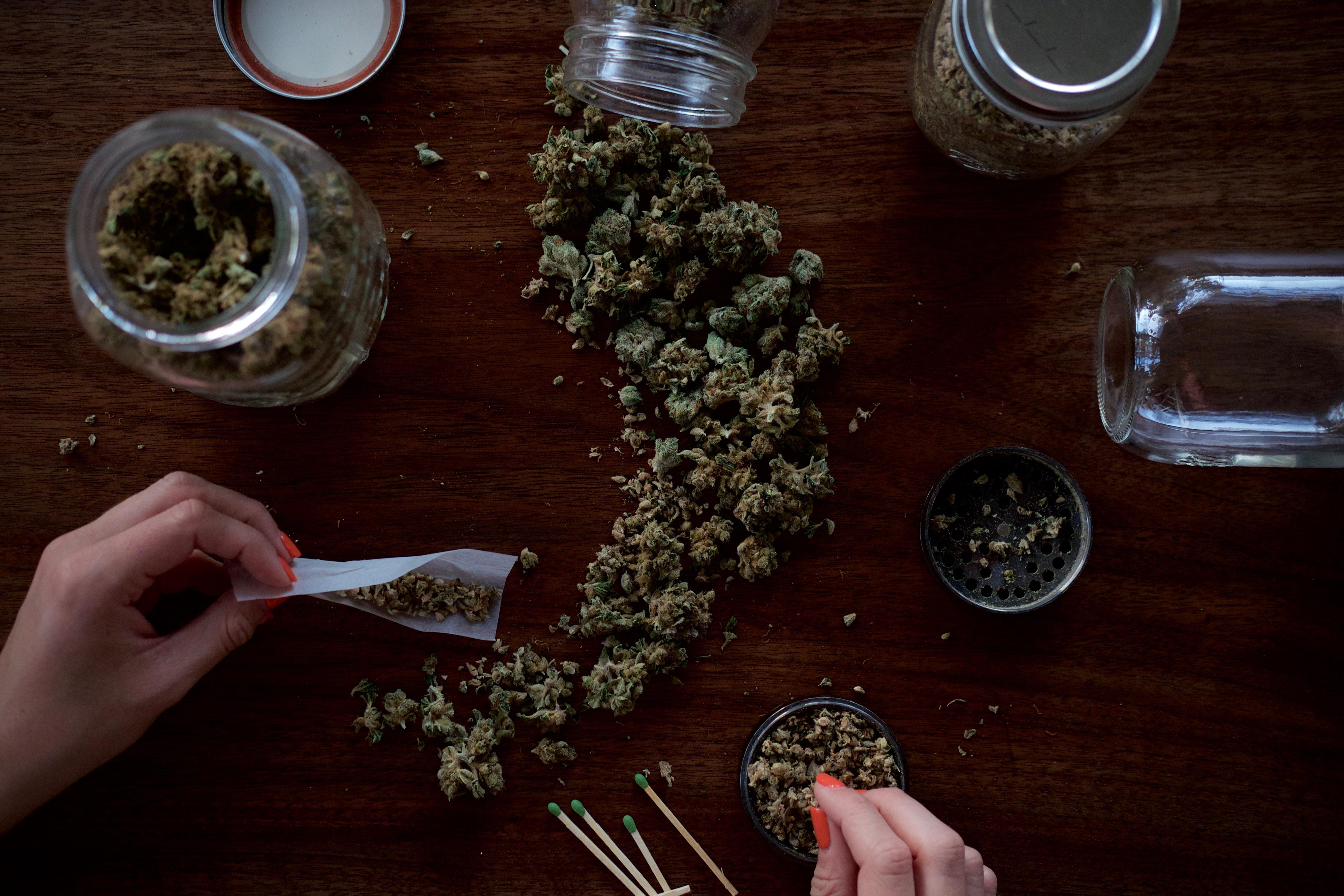 El cannabis podría ayudar contra Alzheimer, 'dicen' ratones