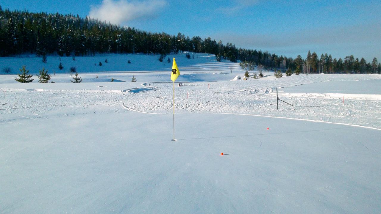 Golf y su arquitectura en el círculo polar ártico