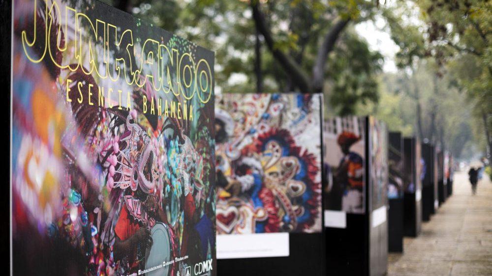 Bahamas revela su cara más artística en Ciudad de México