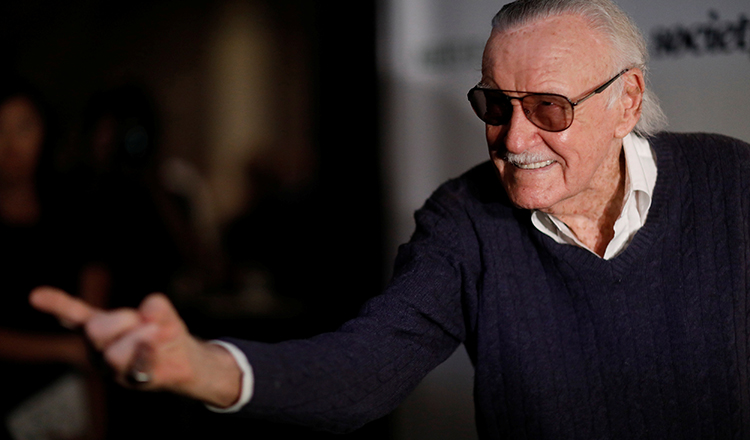 20 datos para recordar a Stan Lee