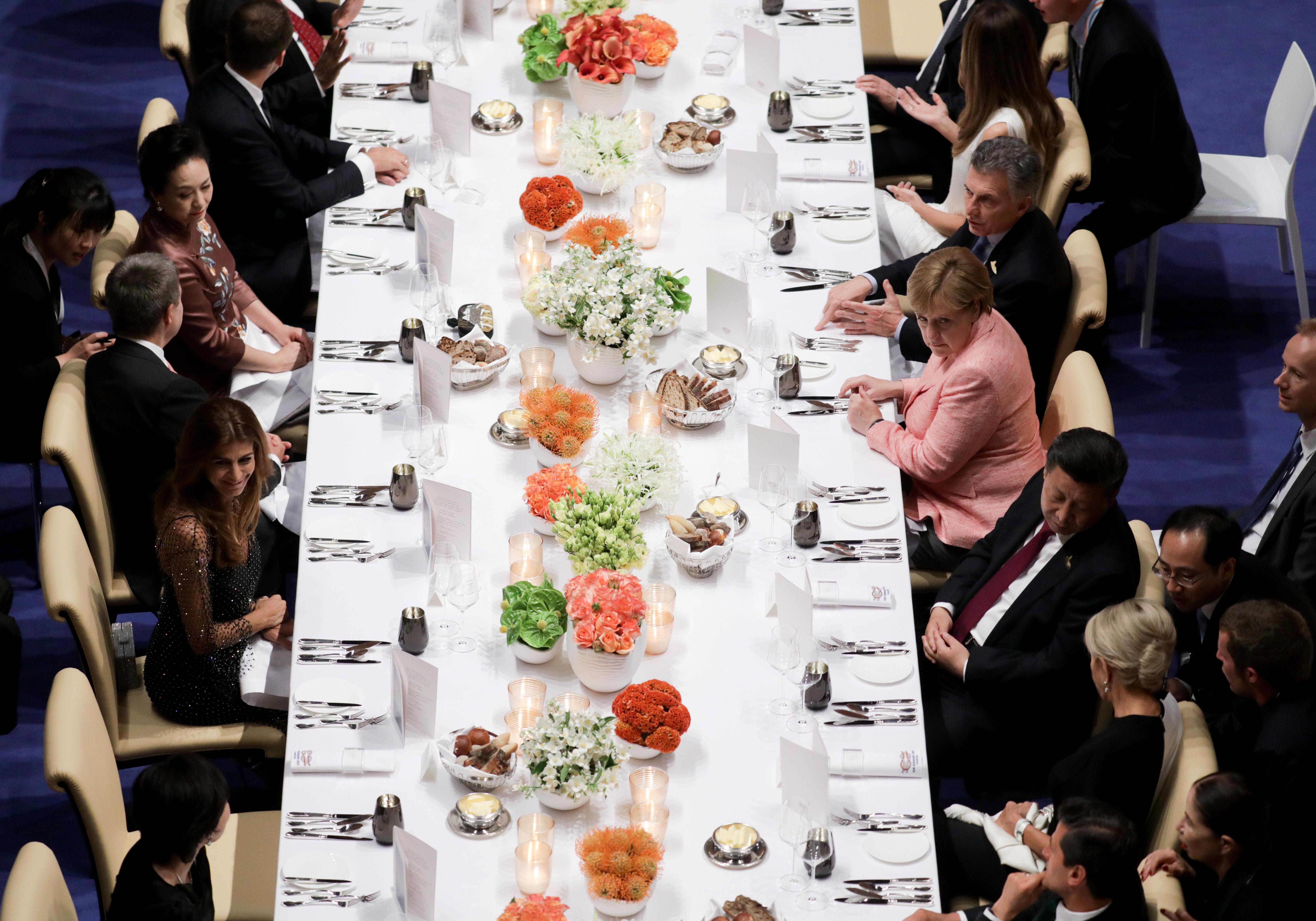 El menú que degustarán los líderes mundiales en el G20