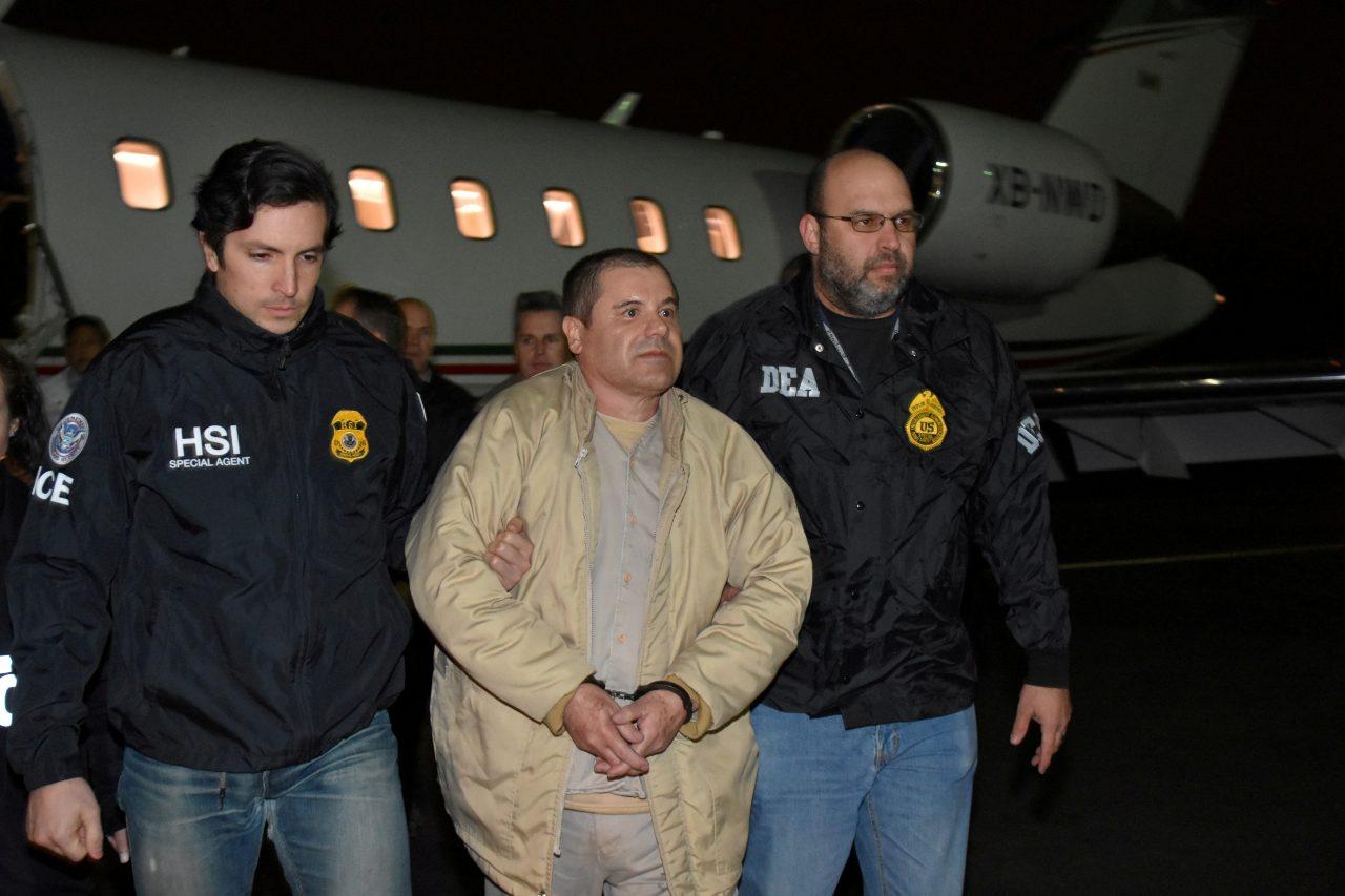 Juez niega permiso para que 'El Chapo' abrace a su esposa