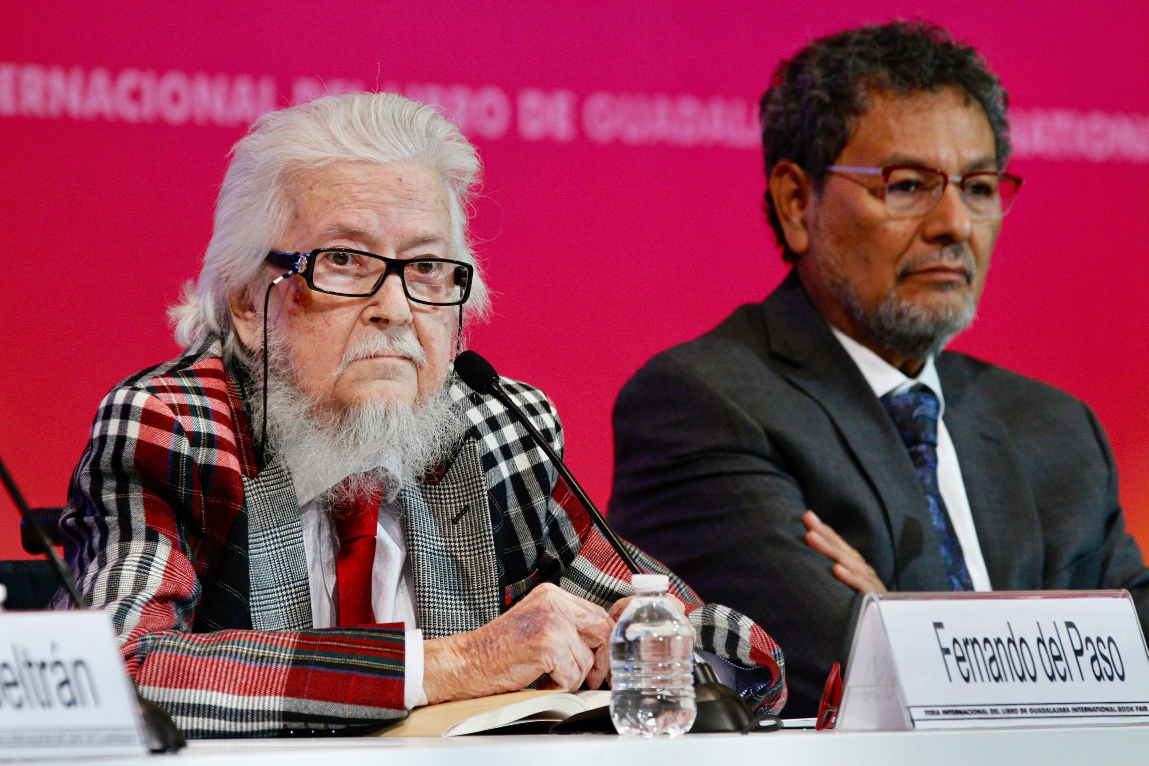 Fallece el escritor Fernando del Paso, autor de 'Noticias del Imperio'