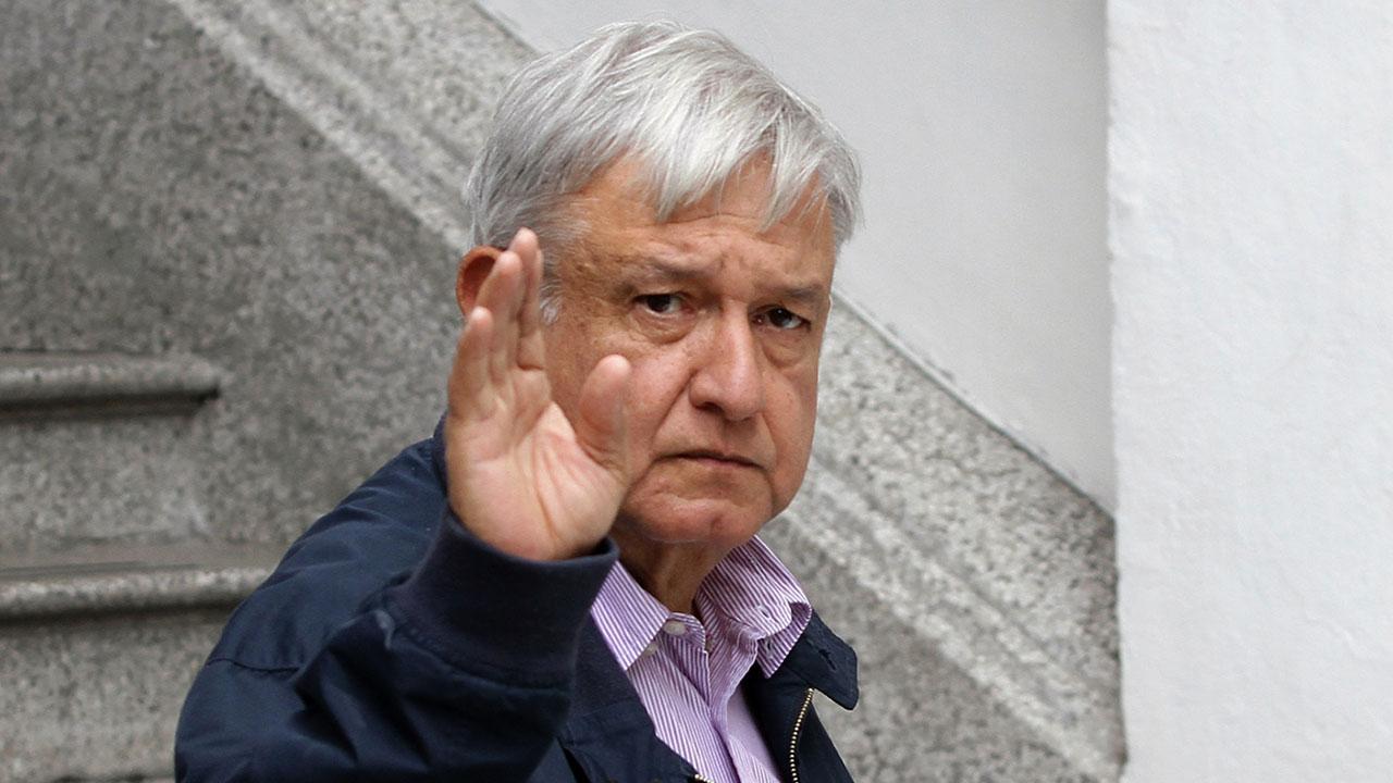 AMLO asegura a inversionistas que habrá buenos rendimientos en México