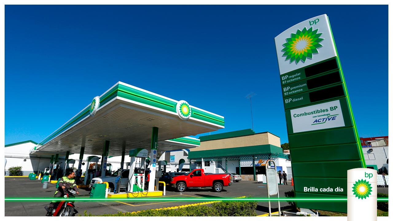 BP importa 20% del combustible que vende en México