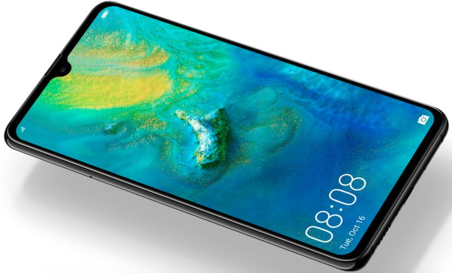 Huawei presenta su Mate 20 en México, ¿el duro rival de Apple y Samsung?