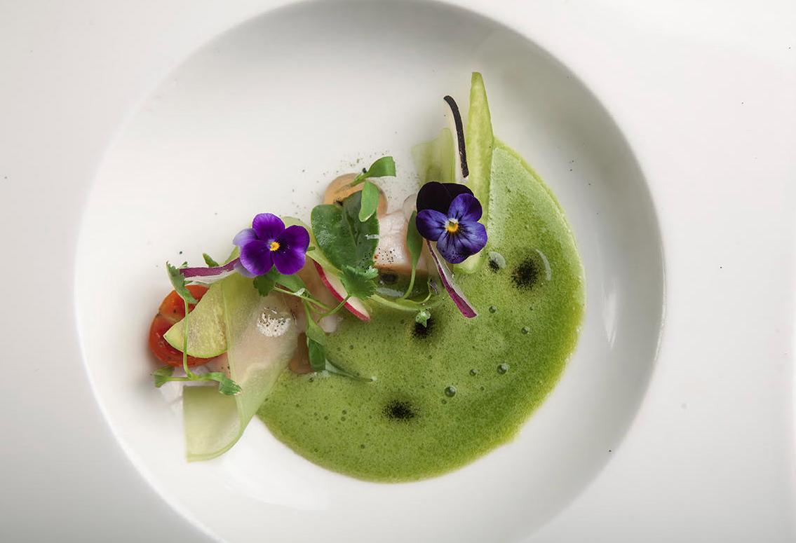 Jonatán Gómez Luna, chef de Le Chique se une a The Gourmet Master