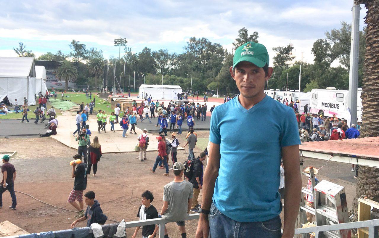Trabajar de lo que sea: el 'sueño americano' de la Caravana Migrante