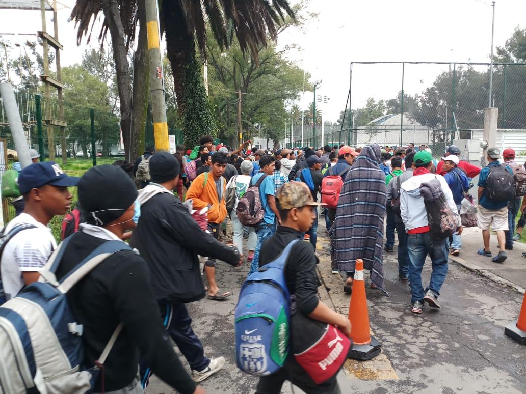 EU hizo seguimiento de activistas y periodistas en caravana migrante, revela NBC