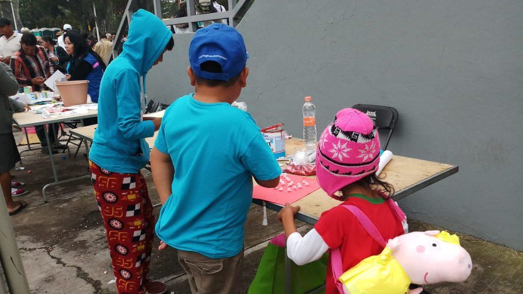 Si es necesario, hacemos mexicanos a los niños migrantes: AMLO