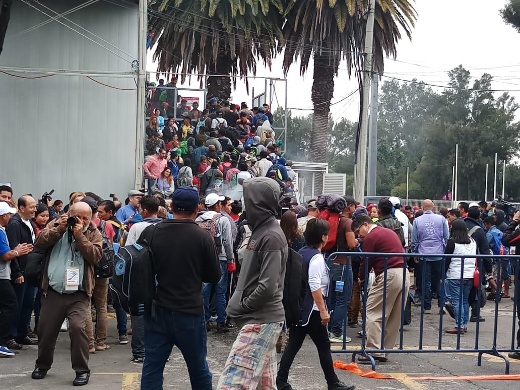 Querétaro espera el arribo de cuatro mil migrantes este sábado
