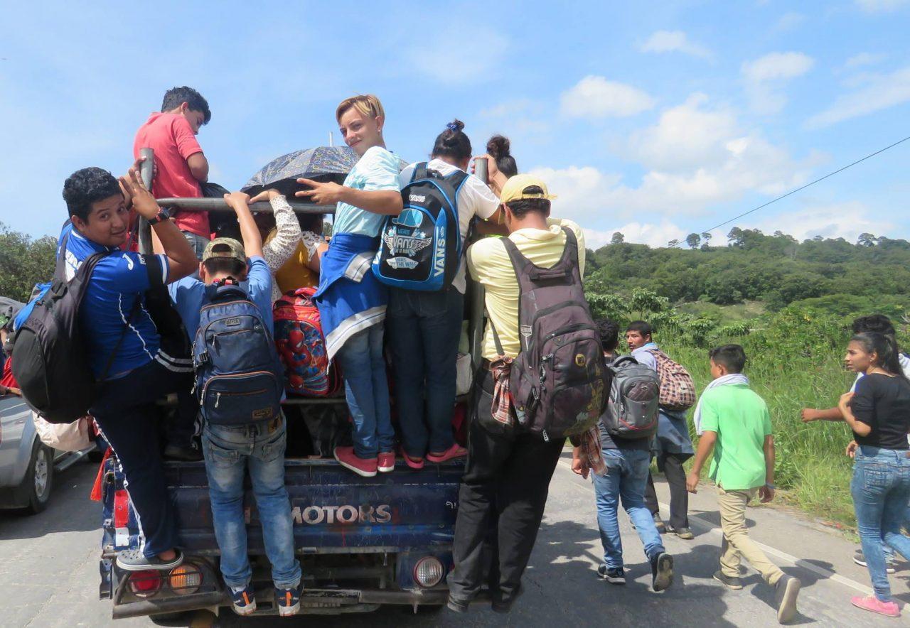 EU refuerza seguridad en su frontera a la espera de la Caravana Migrante