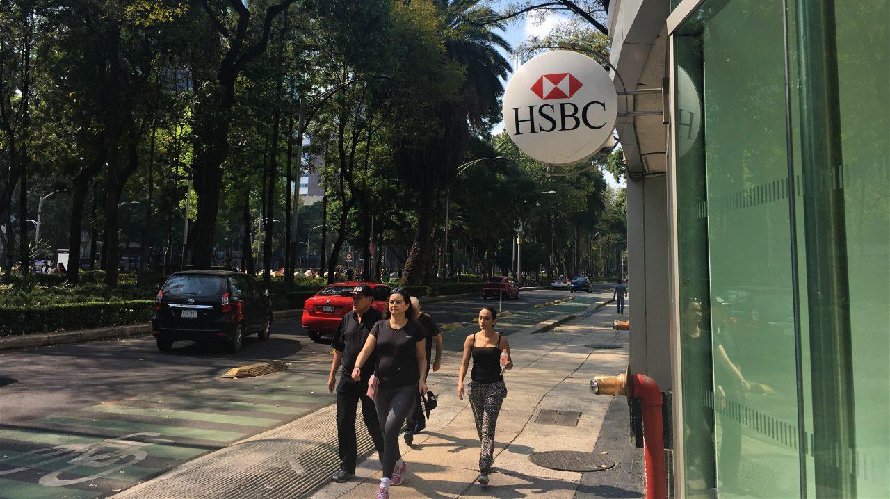 HSBC sube sus comisiones por administración de cuentas y tarjetas