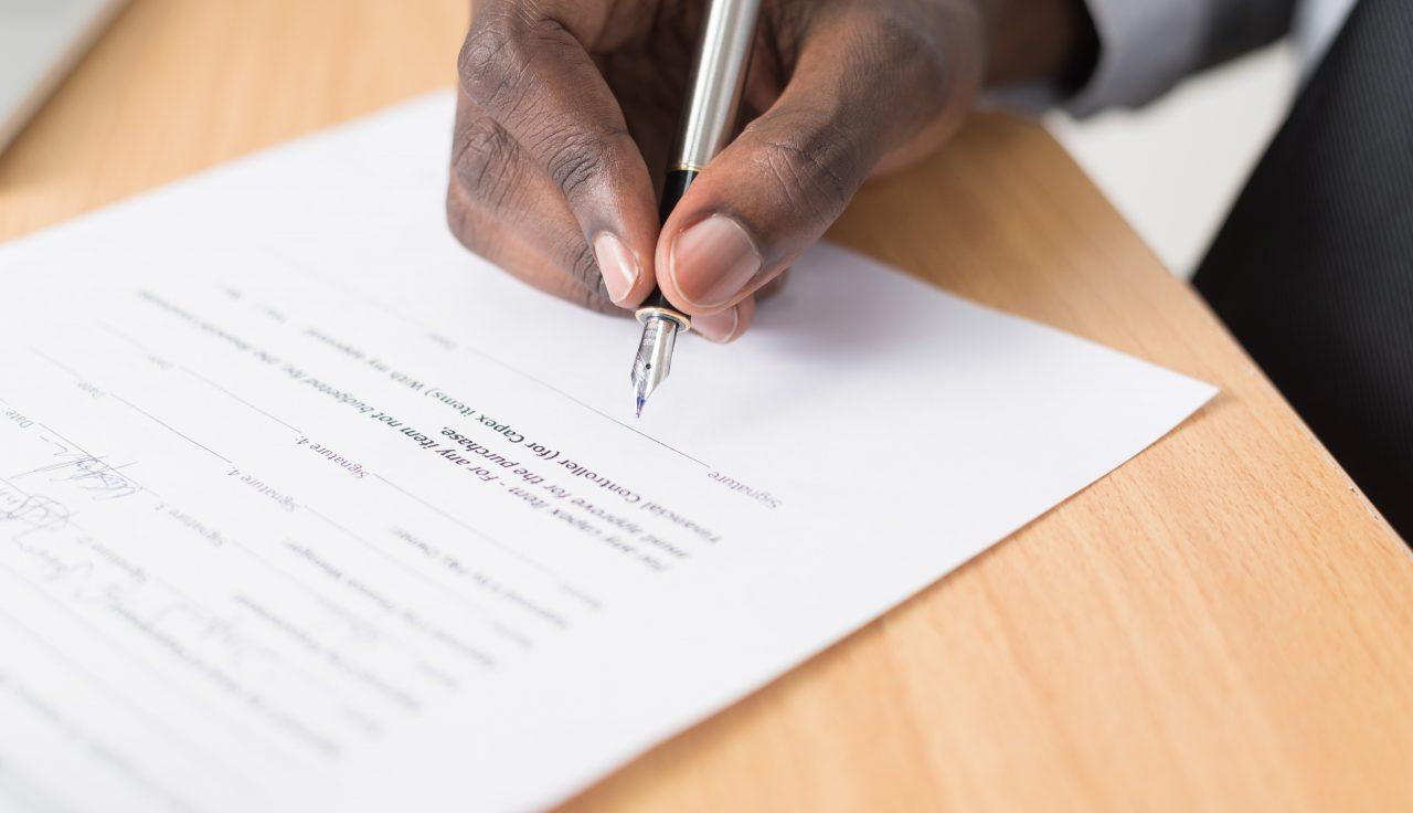 La pandemia demostró que ya no necesitamos firmar en papel
